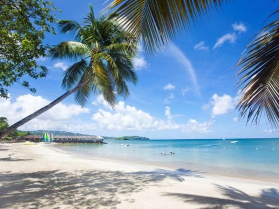 St James S Club Morgan Bay St Lucia Book Now With