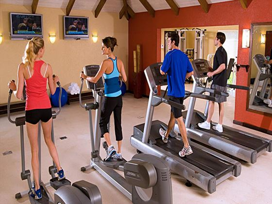 Beaches Turks and Caicos fitness room