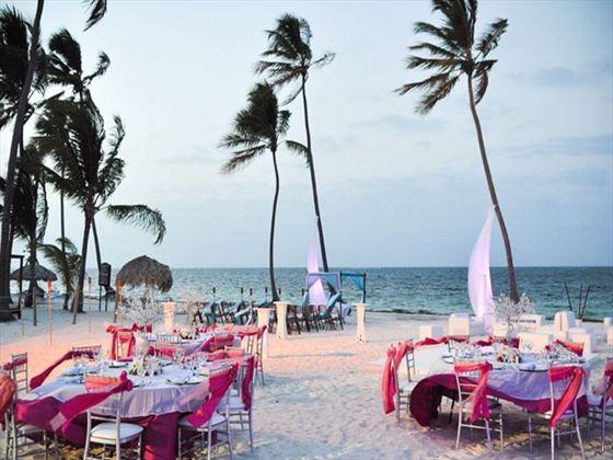 Dreams Palm Beach Punta Cana Dominican Republic Caribbean Wedding