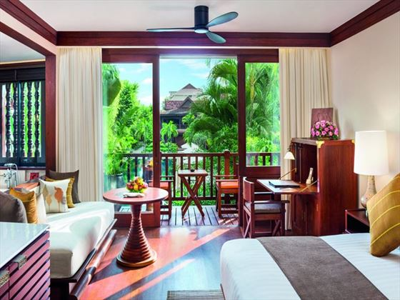 Room at Belmond La Residence D'Angkor