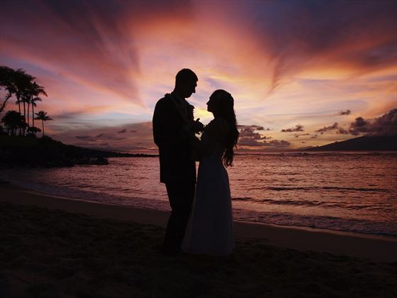 Beautiful Big Island weddings