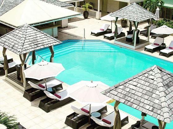 Blu Hotel pool
