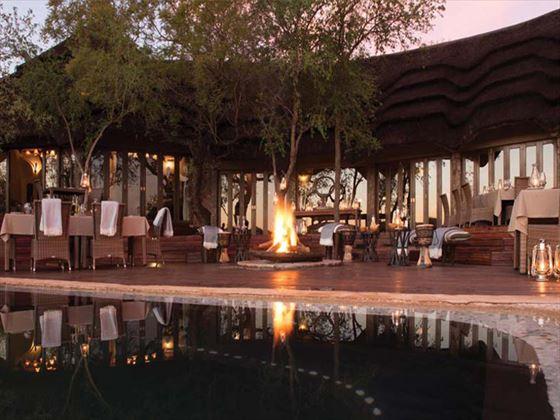 Madikwe Game Reserve boma