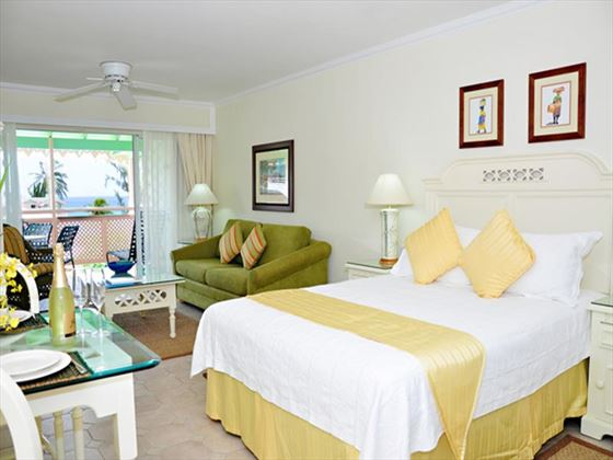 Bougainvillea Beach Resort Junior Suite