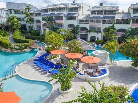 Pools at Bougainvillea Beach Resort