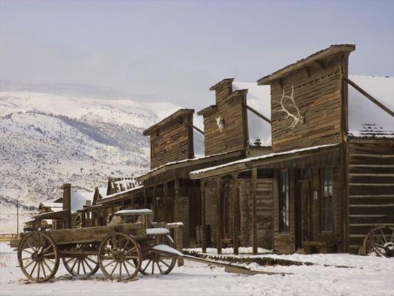 Buffalo Bill's Old Wild West