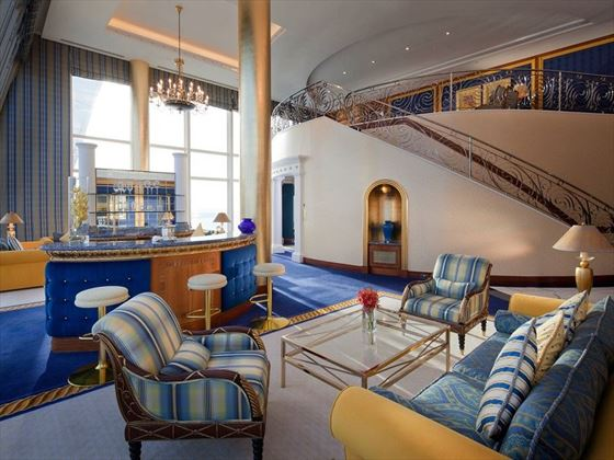 Burj Al Arab Jumeirah Club Suite