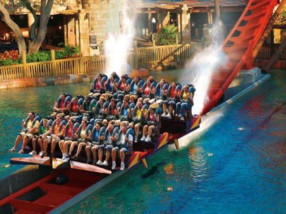 ShieKra at Busch Gardens® Tampa Bay