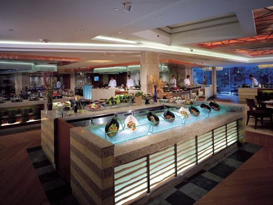 Cafe Kool at Kowloon Shangri-La
