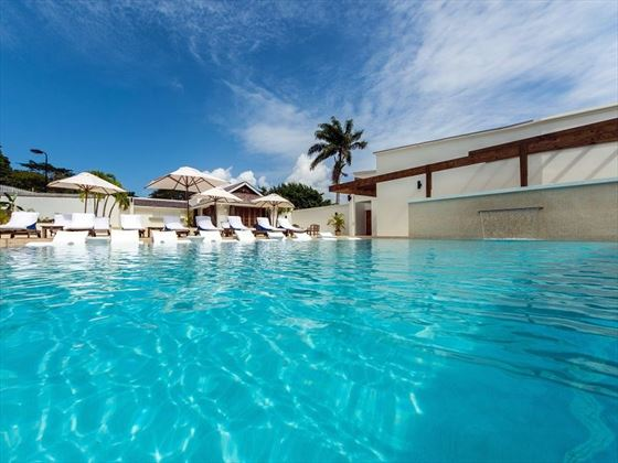 Calabash Luxury Boutique Hotel & Spa Pool