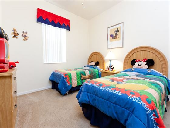 Typical kids room of Calabay Parc Executive Homes