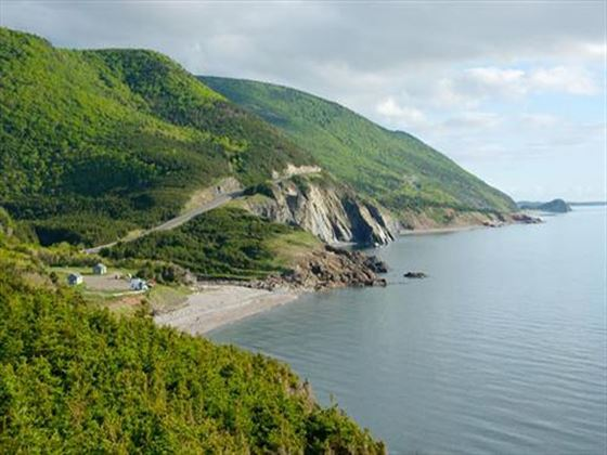 Coastal Cape Breton Highlands