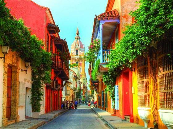 Cartagena de Indias Cortesa, Colombia