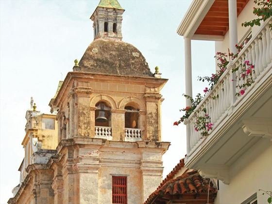 Cartagena old town