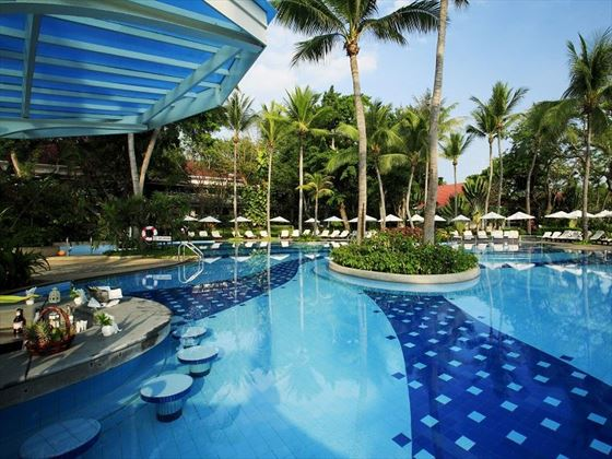 Centara Grand Beach Resort & Villas Hua Hin - Railway pool