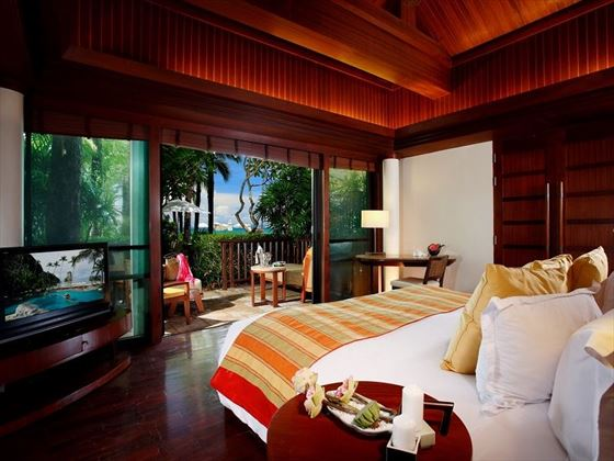 Centara Grand Beach Resort Krabi Beachfront Villa