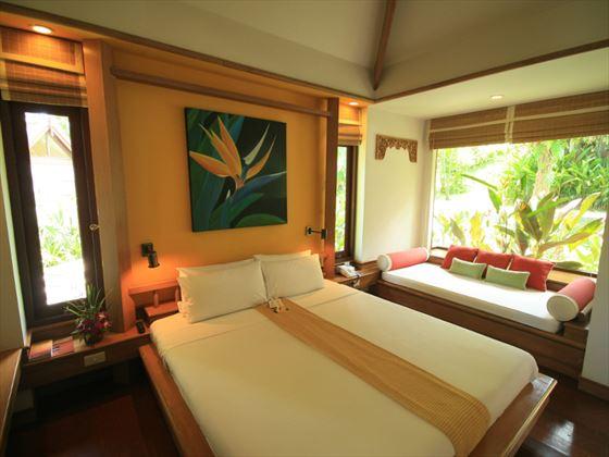 Centara Villas Samui Garden Villa bedroom