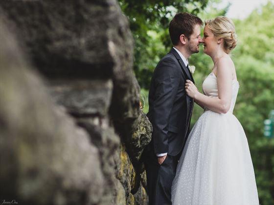 A Central Park Bride & Groom
