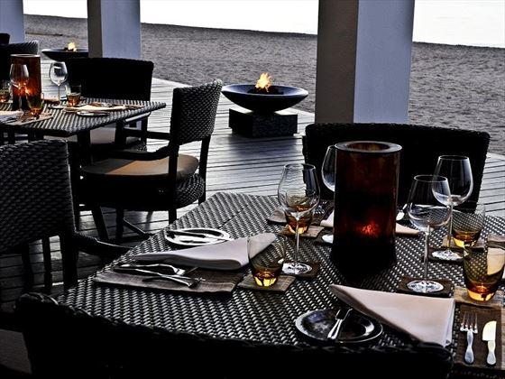 The Chedi - Oman The Beach Restaurant