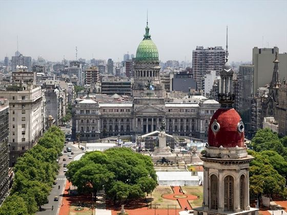 Buenos Aires, Argentina's Capital