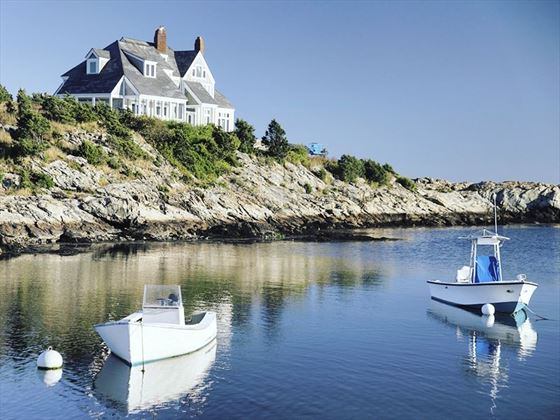 Coastal home in Newport, Rhode Island