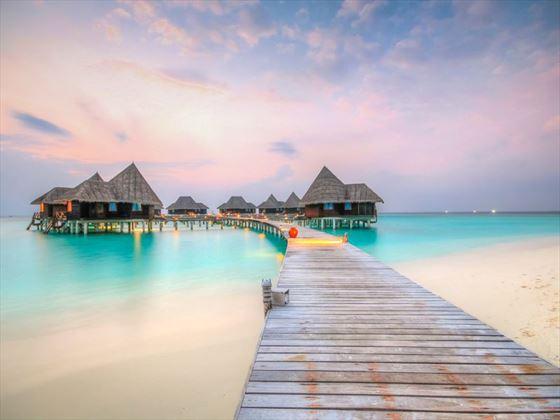 Coco Palm Dhuni Kolhu Lagoon Villas wing