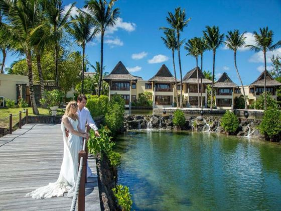 Stunning weddings at Constance Le Prince Maurice