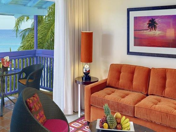 Crystal Cove by Elegant Hotels Deluxe Ocean View Room