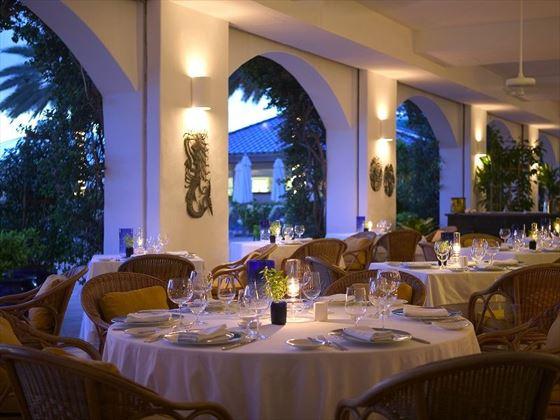 Le Bistro at Santorini