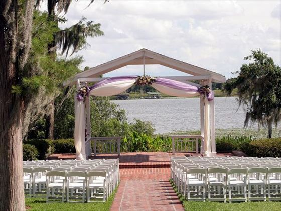Your wedding venue at Cypress Grove