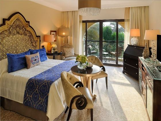 Deluxe Room at One&Only Royal Mirage Arabian Court