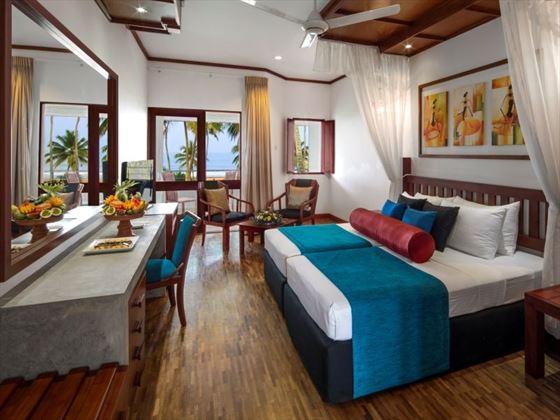 Deluxe Sea-Facing Room
