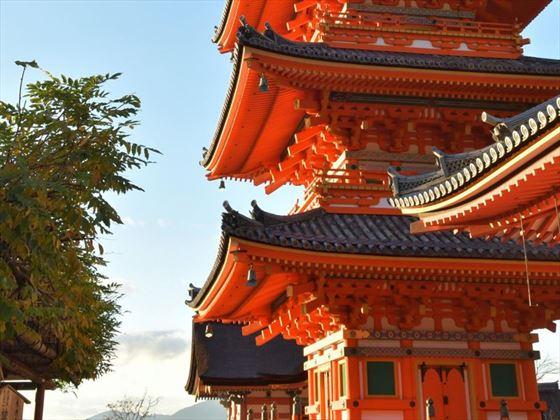 Desination Asia, Kiyomizu Temple in Kyoto