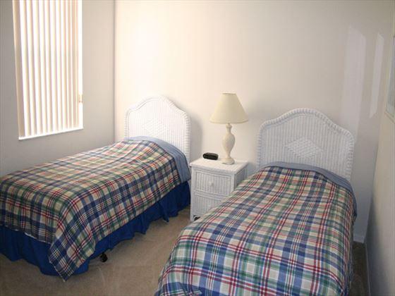Disney Area Standard Homes Twin Bedroom