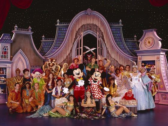 Disney Live Stage Show