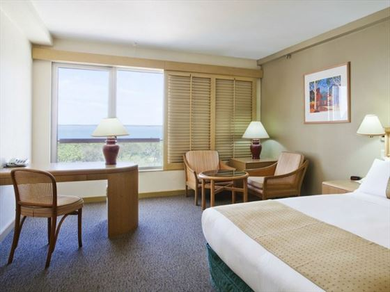 Double Double Guestroom with Harbour View
