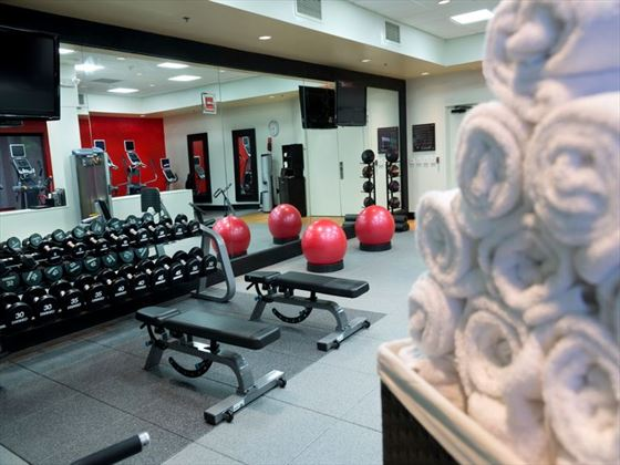 Doubletree by Hilton at SeaWorld fitness centre