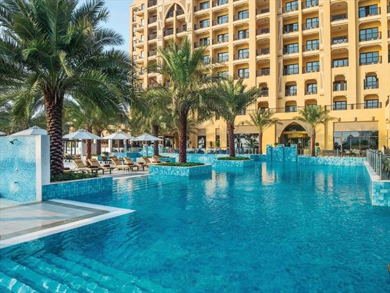 DoubleTree by Hilton Resort & Spa, Marjan Island - Al Marjan Pool