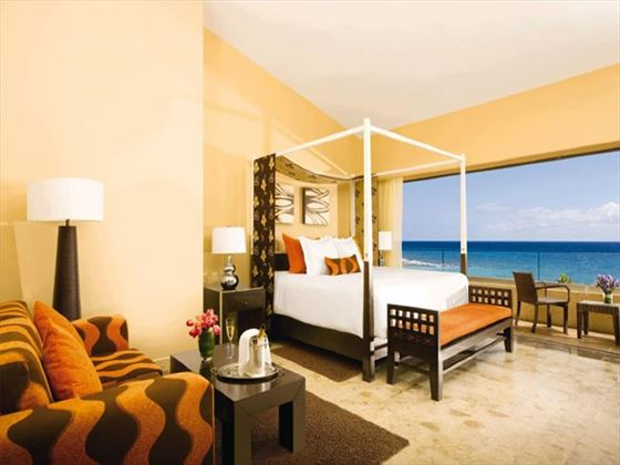 Dreams Puerto Aventuras Preferred Ocean View room