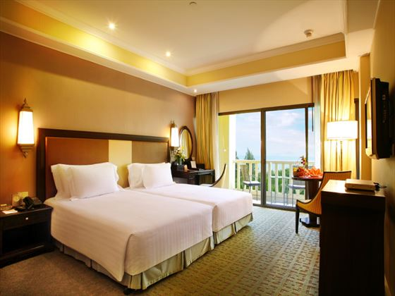Dusit Thani Hua Hin Club Room