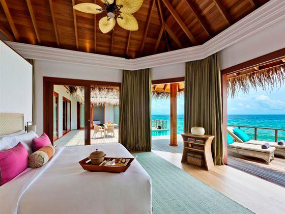 Dusit Thani Water Villa