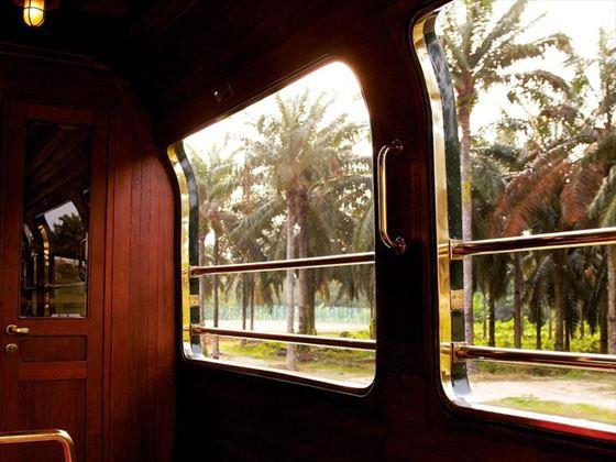 Eastern & Oriental Express views