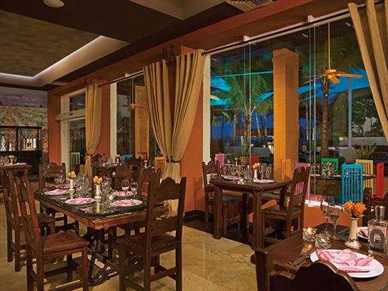 El Patio at Dreams Sands Cancun