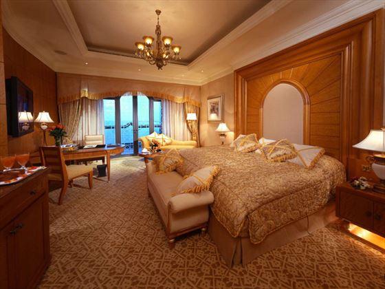 Emirates Palace Diamond Room