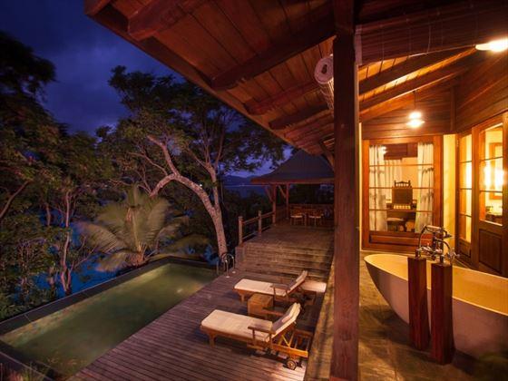 Enchanted Island villa