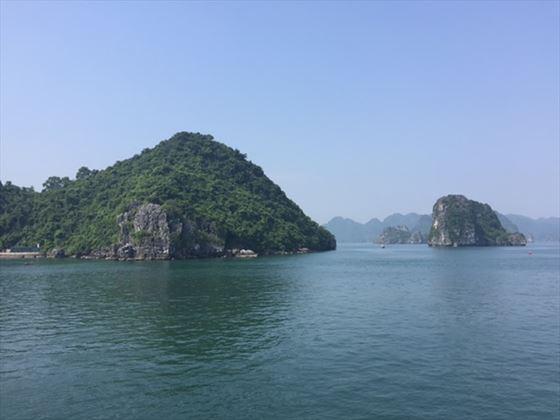 Exploring Halong Bay
