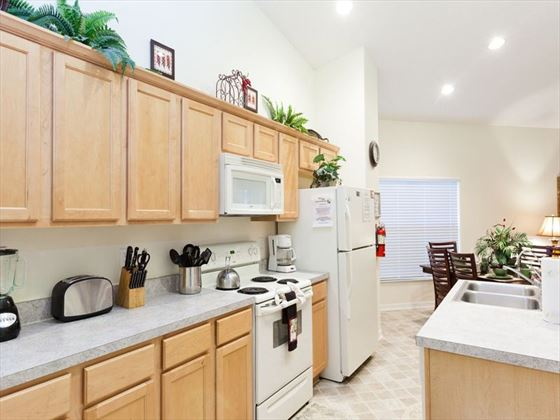 Disney Area Executive Home Kitchen