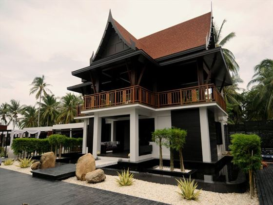 Exterior view of Aava Resort and Spa
