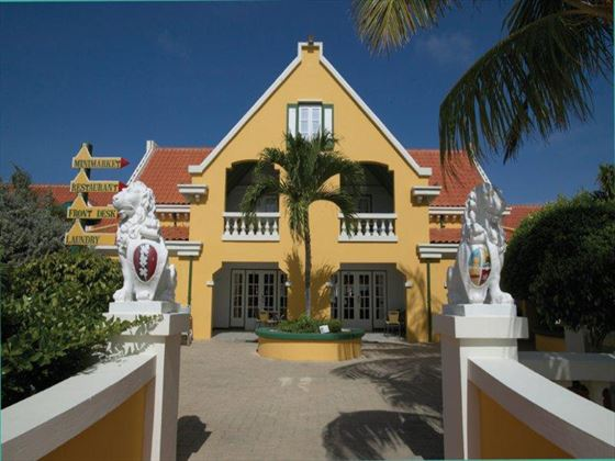 Exterior view of Amsterdam Manor Beach Resort