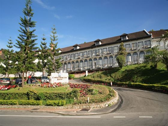 Exterior view of Cameron Highlands Resort